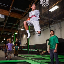 Skywalk trampoline coupons